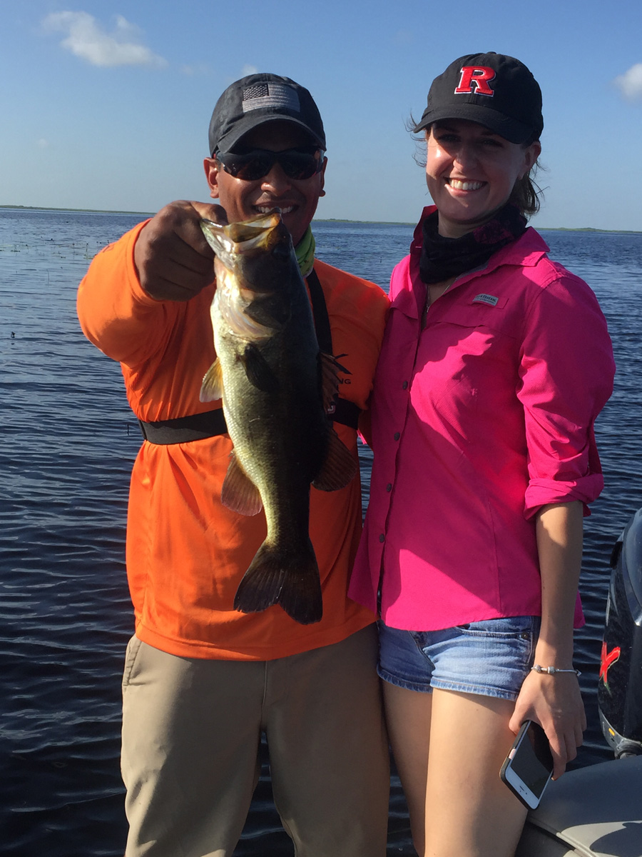 Fishing reports archives page 4 of 102 just4bassjust4bass for Lake okeechobee fishing guides