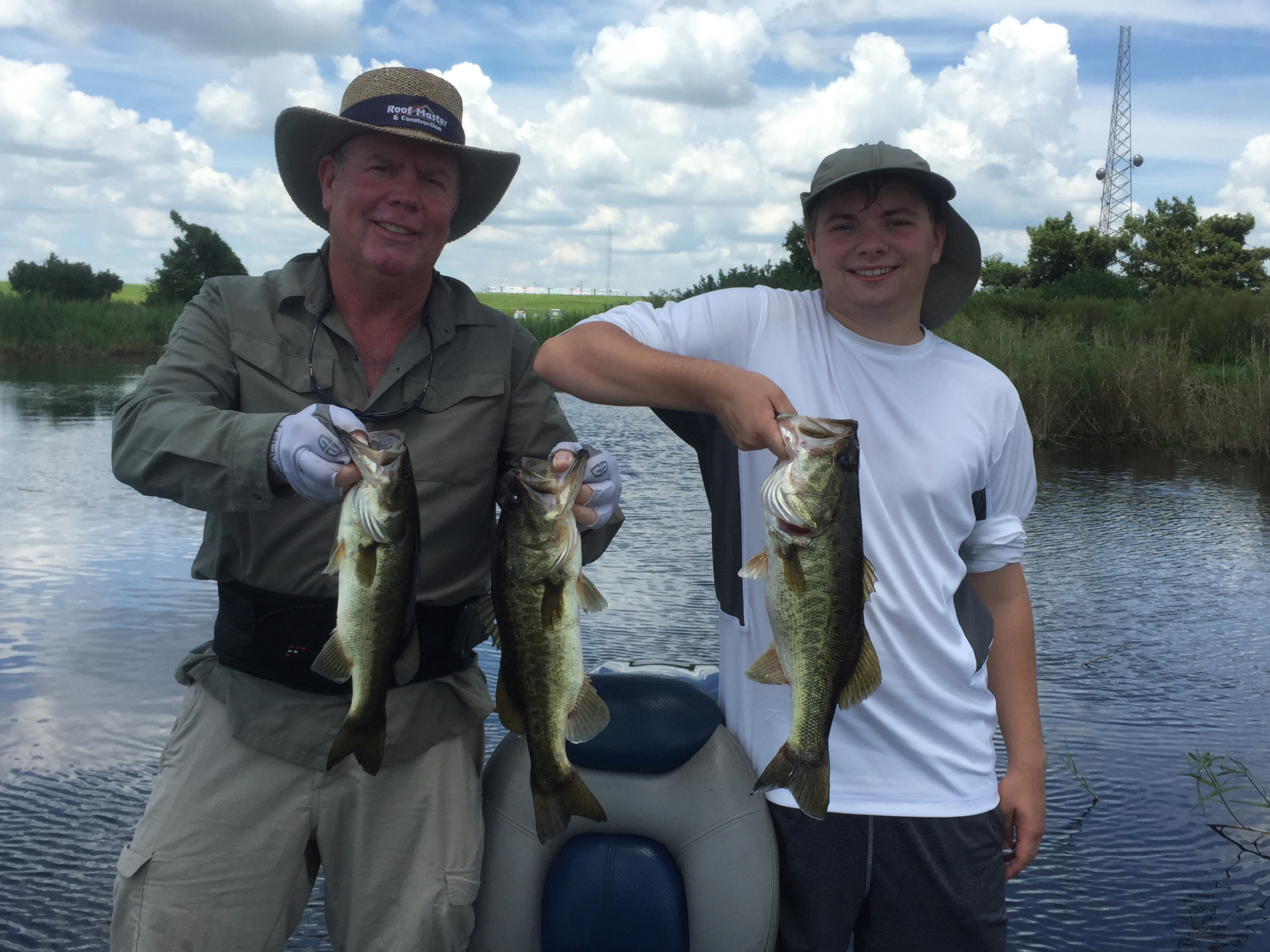 Lake okeechobee fishing report archives page 2 of 104 for Bass fishing report