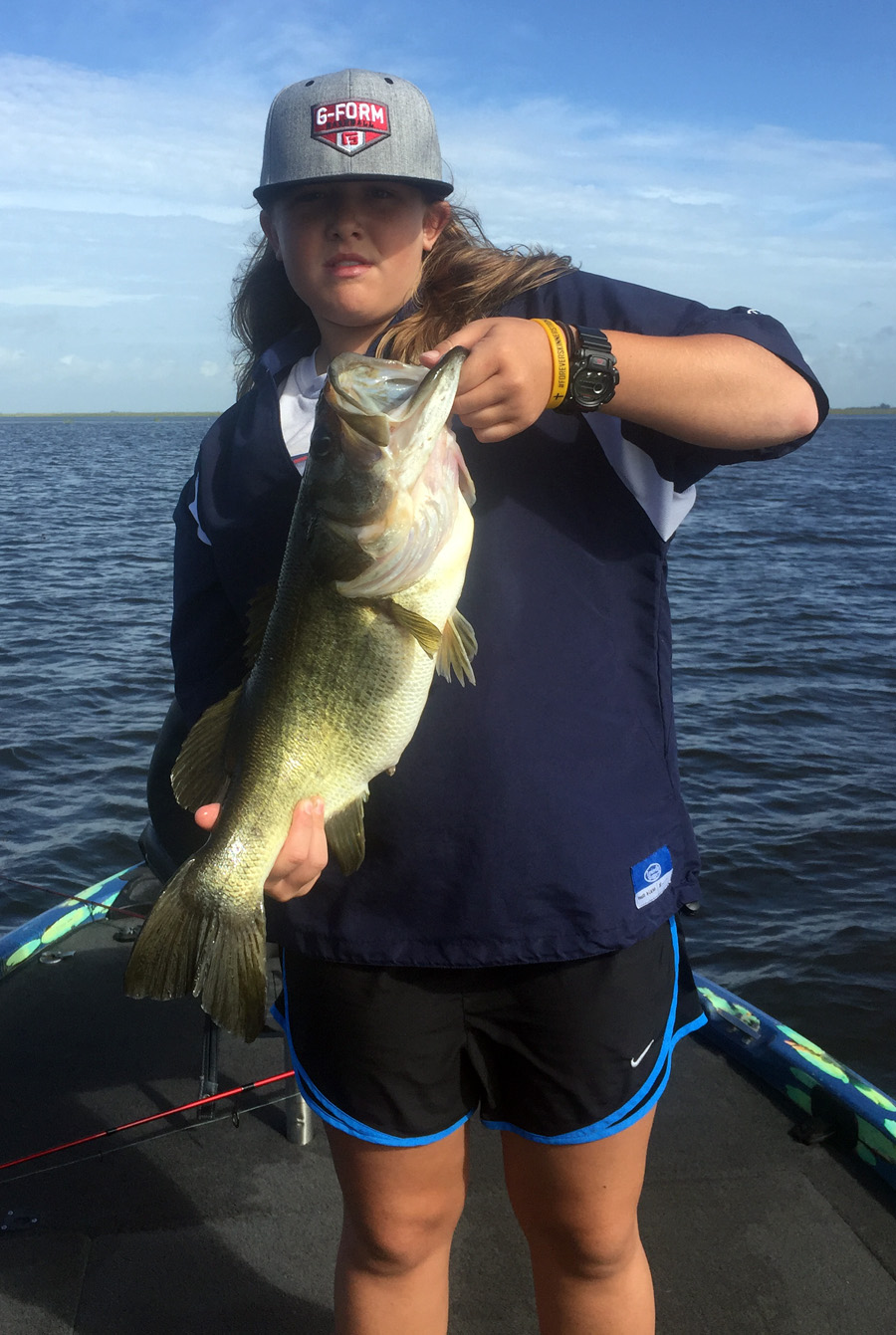 June 20 2017 lake okeechobee bass fishing report for June lake fishing report