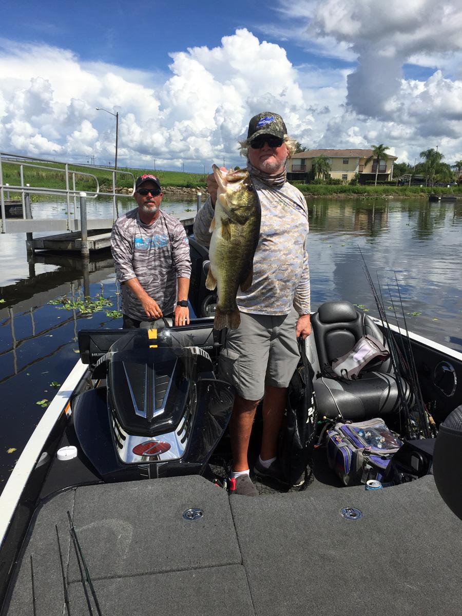 September 5 – 18, 2018 – Lake Okeechobee Bass Fishing Report – Just4Bass